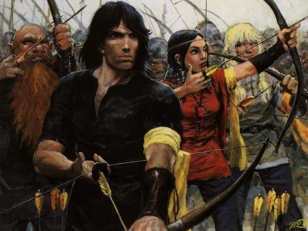 Thorgal Les archers