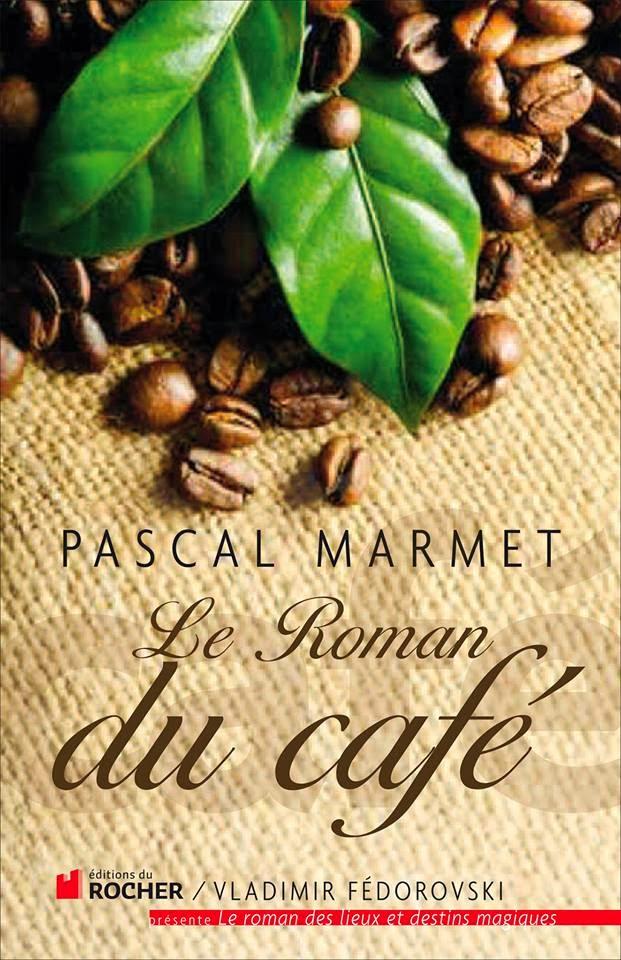 le roman du café_couverture